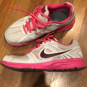 Gently used Nike Air Size 8